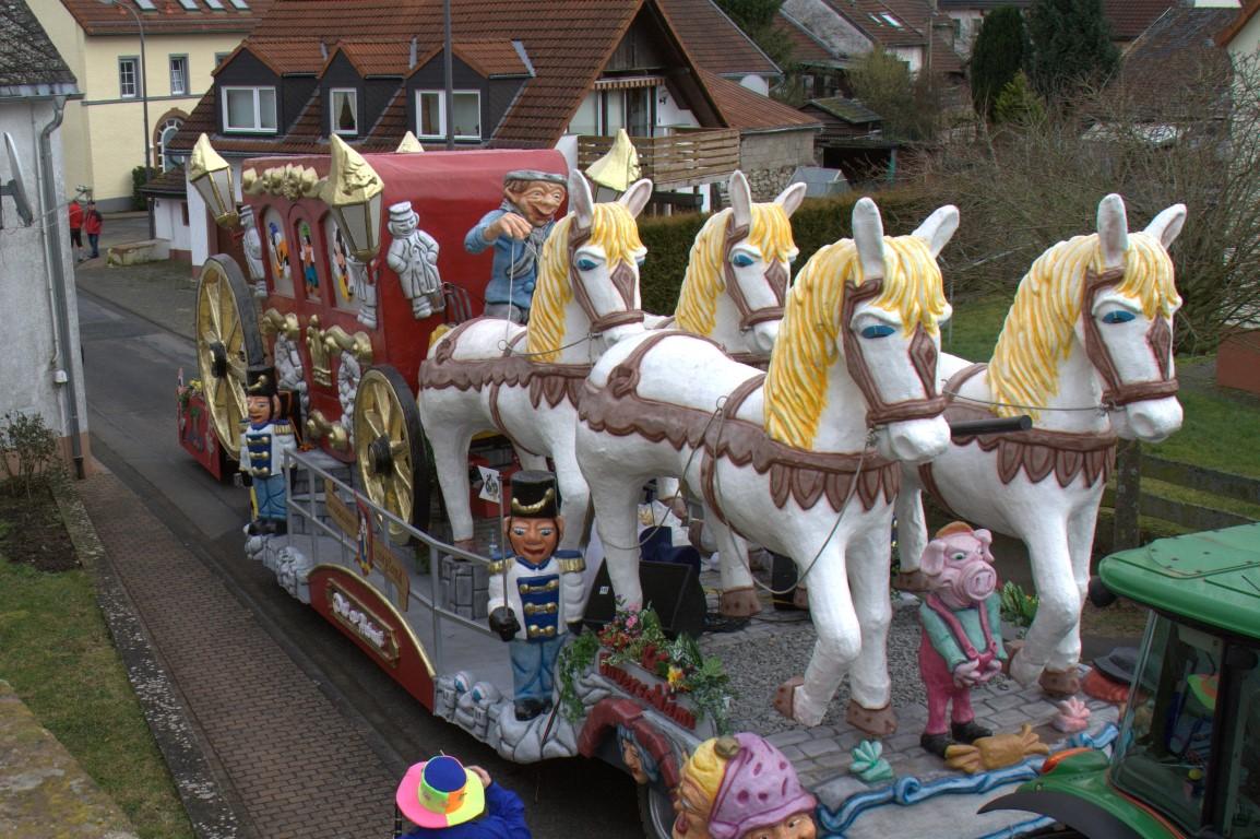 Kutsche Prinzenwagen